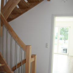 Holztreppe Buche