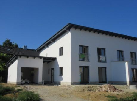 Doppelhaus mit Pultdach in Pfarrkirchen – verkauft!