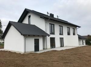 Doppelhaus in Pfarrkirchen