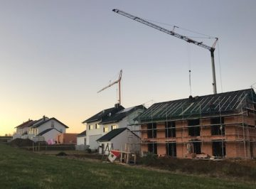 20 NEUBAU Doppelhaushälften in Eggenfelden – 75 % verkauft!
